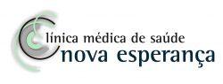 Clínica Saúde Nova Esperança <logo>
